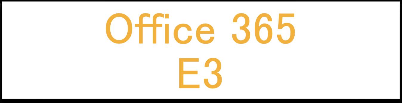 Office365 E3